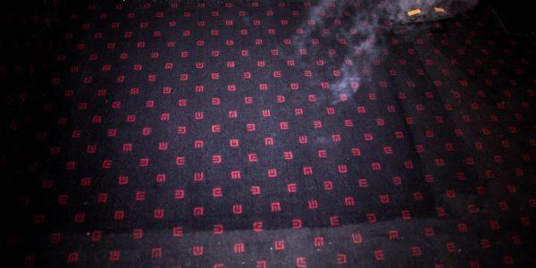 nettoyage de la moquette à la vapeur sèche (Cinéma MEGARAMA°